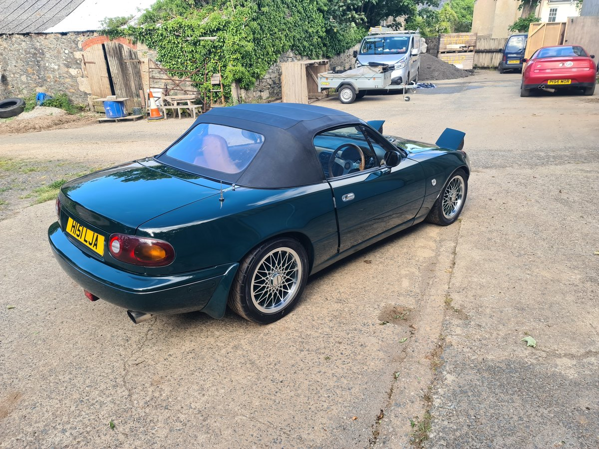 1991 MX5 MK1 LE NO 74 For Sale (picture 3 of 6)