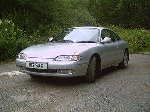 1993 MAZDA MX6  2.5  V6,  24 V, 165bhp.