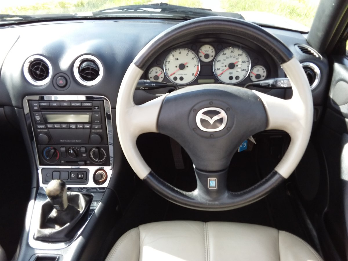 2002 Mazda mx-5 trilogy ltd edition SOLD (picture 6 of 6)