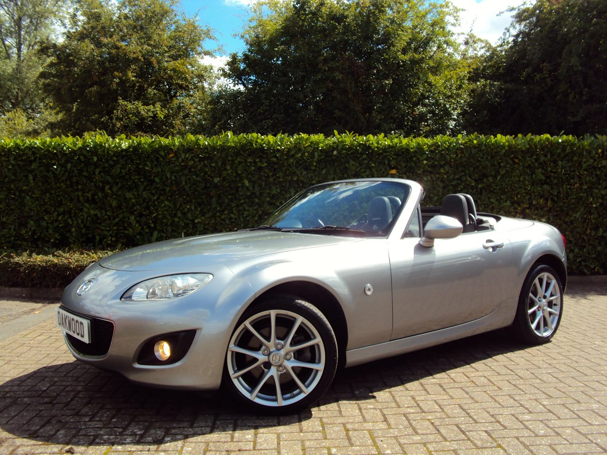 2010 An EXCEPTIONAL Low Mileage Mazda MX-5 - BESPOKE INTERIOR!! For Sale (picture 1 of 6)