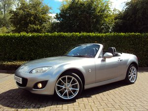 An EXCEPTIONAL Low Mileage Mazda MX-5 - BESPOKE INTERIOR!!