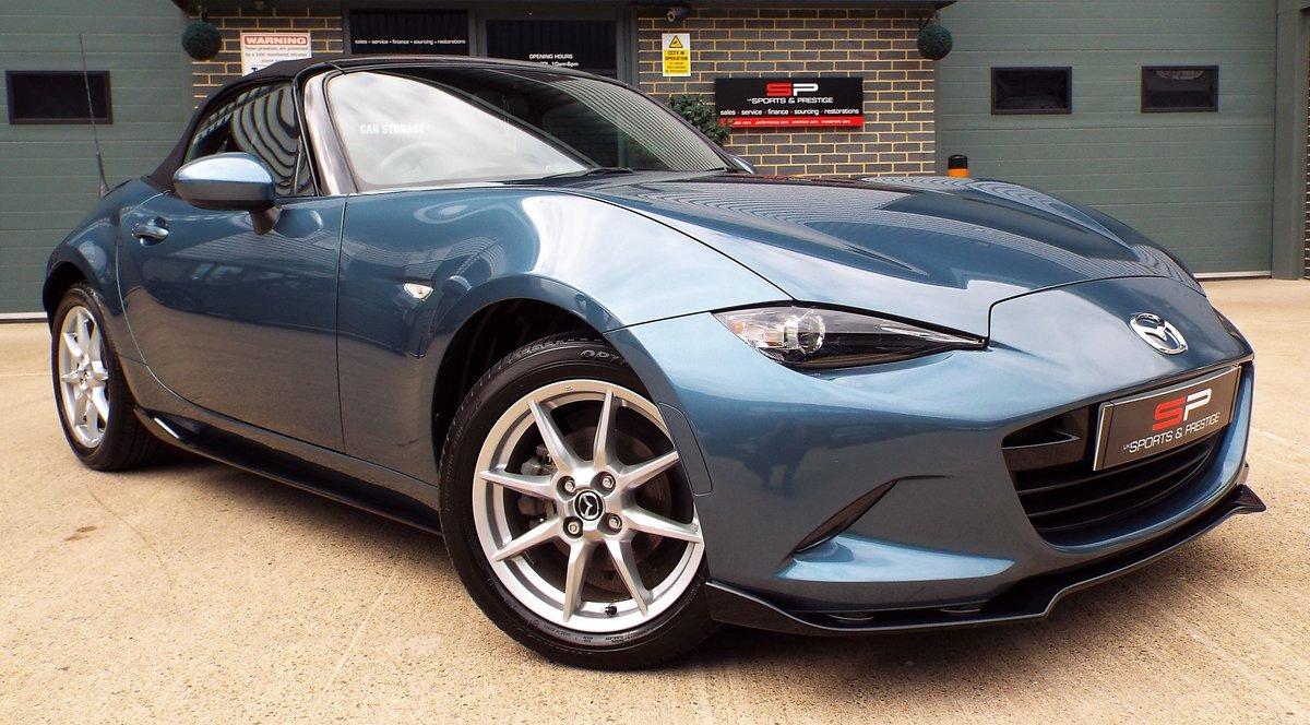 2015 Mazda MX-5 1.5 NAV SE-L MK4 Factory Body Kit Rare Example For Sale (picture 1 of 6)