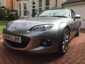 2013 MX5 2.0  Sports Tech Roadster 43k