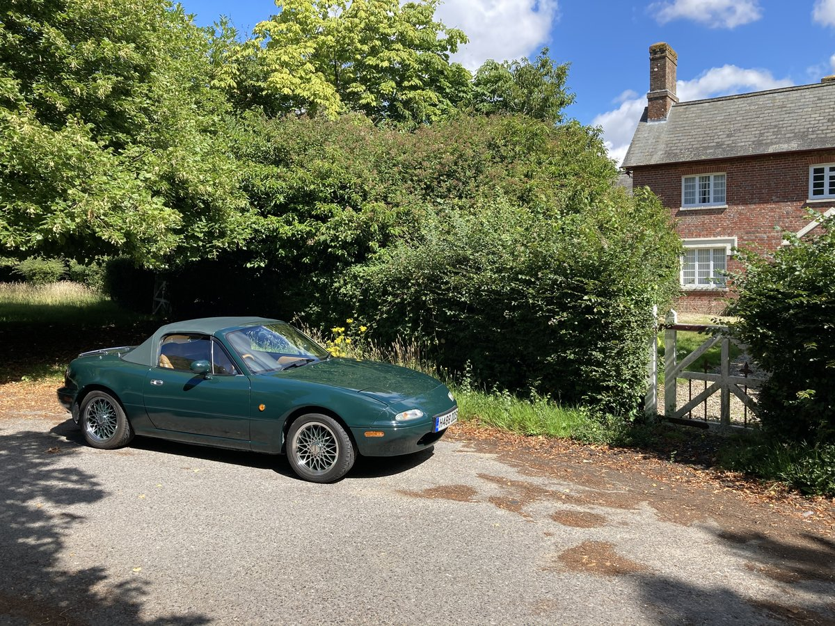 Mazda Mx5 UK Limited Edition 1.6 1991 - BBR turbo  For Sale (picture 1 of 6)