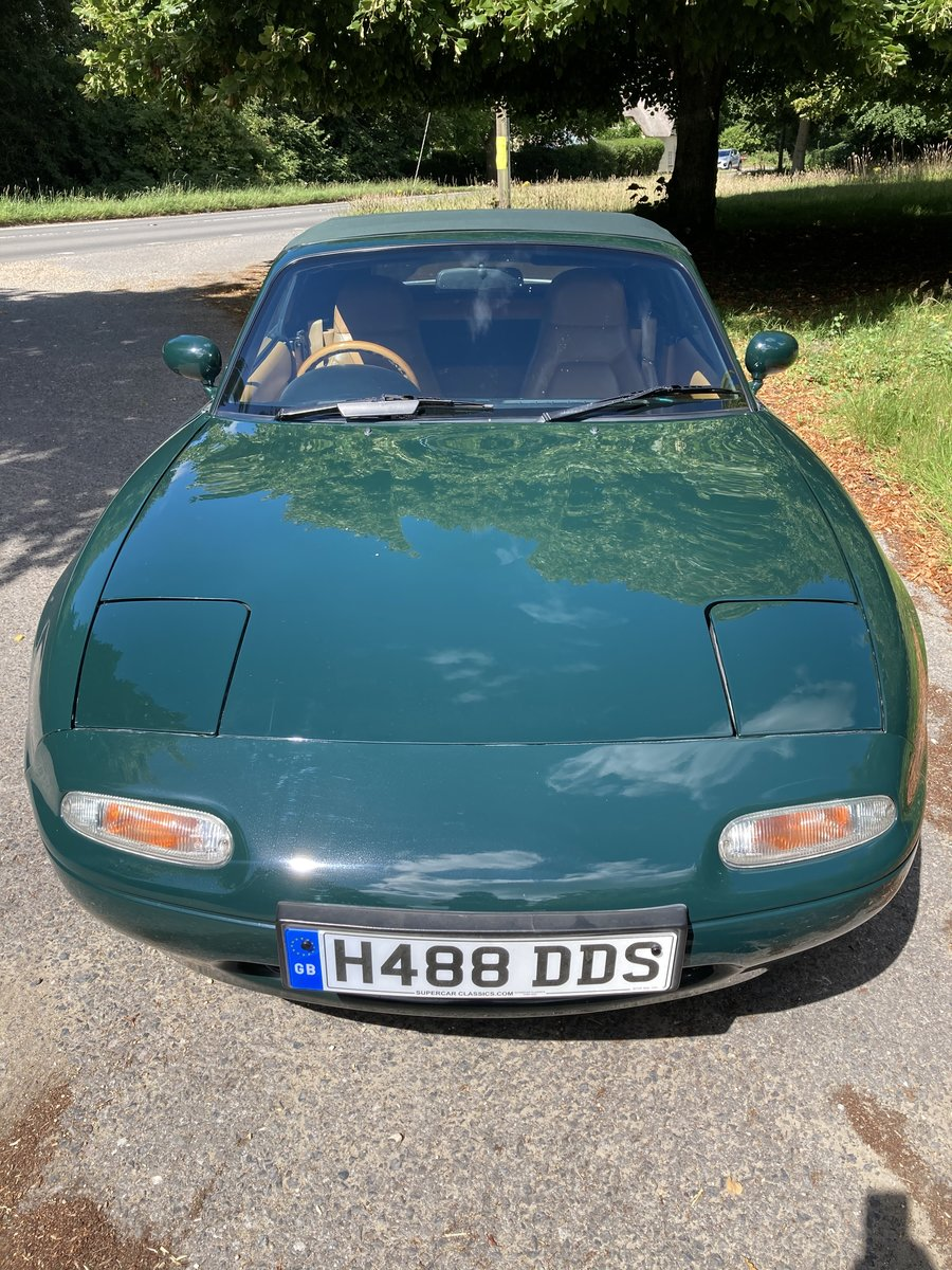 Mazda Mx5 UK Limited Edition 1.6 1991 - BBR turbo  For Sale (picture 4 of 6)