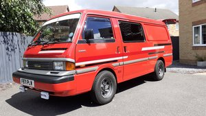 Mazda E2000, Retro Campervan - Excellent condition