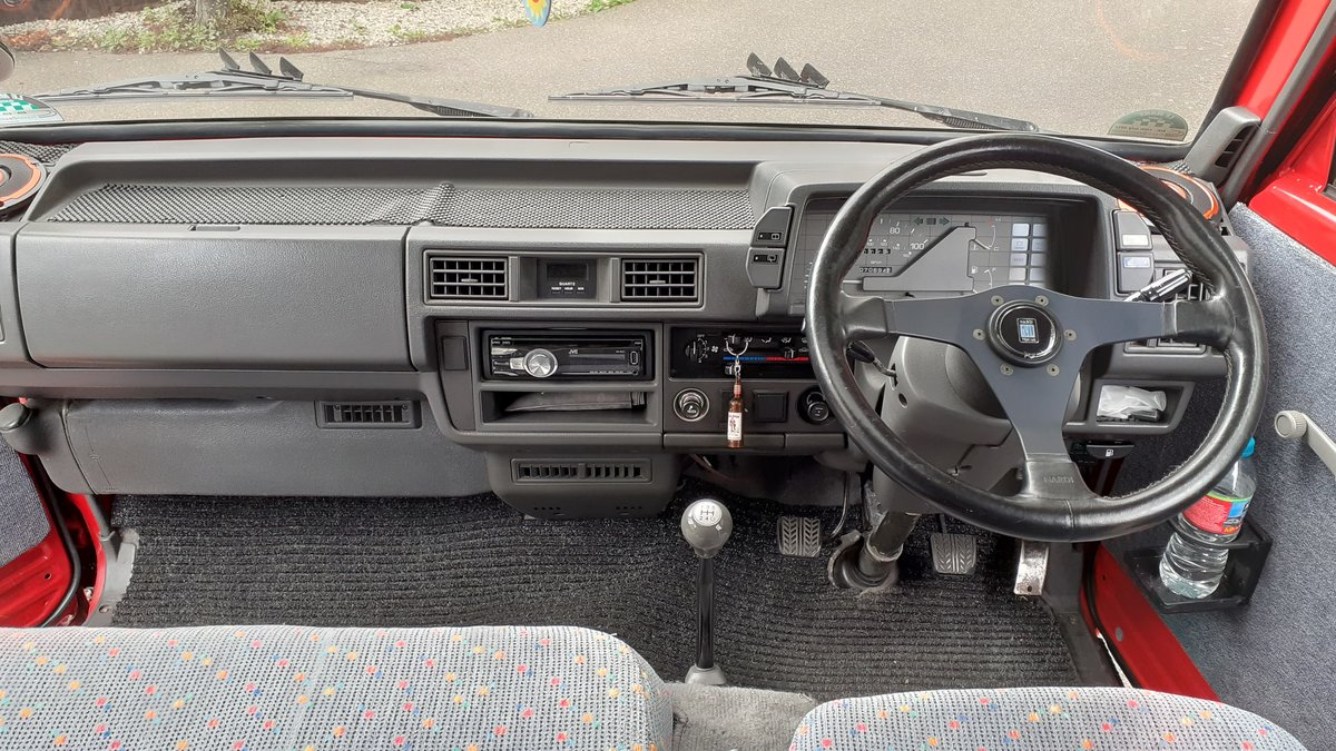 1989 Mazda E2000, Retro Campervan - Excellent condition SOLD (picture 5 of 6)