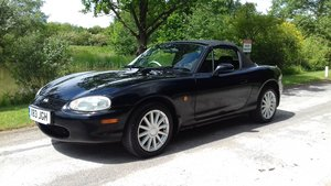 Picture of 2000 MAZDA MX-5 1.8 'CONRAN-BLACK' ~ LTD EDN 297/400 MADE JASPER SOLD