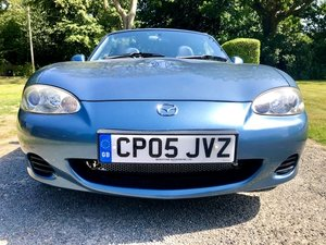 Mazda MX5 1600cc 'ARCTIC' - AIR CON - HEATED SEATS