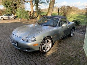 2003 £1550 Mazda MX5 Nevada