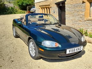 1999 MX5 MK2 1.8SE 12 months MOT no advisories