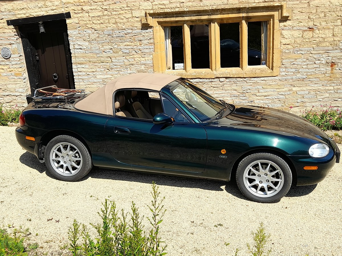 1999 MX5 MK2 1.8SE 12 months MOT no advisories SOLD (picture 2 of 6)