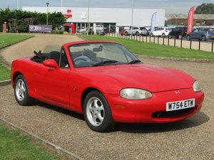 2000 Mazda MX-5 Auto at ACA 22nd August  For Sale