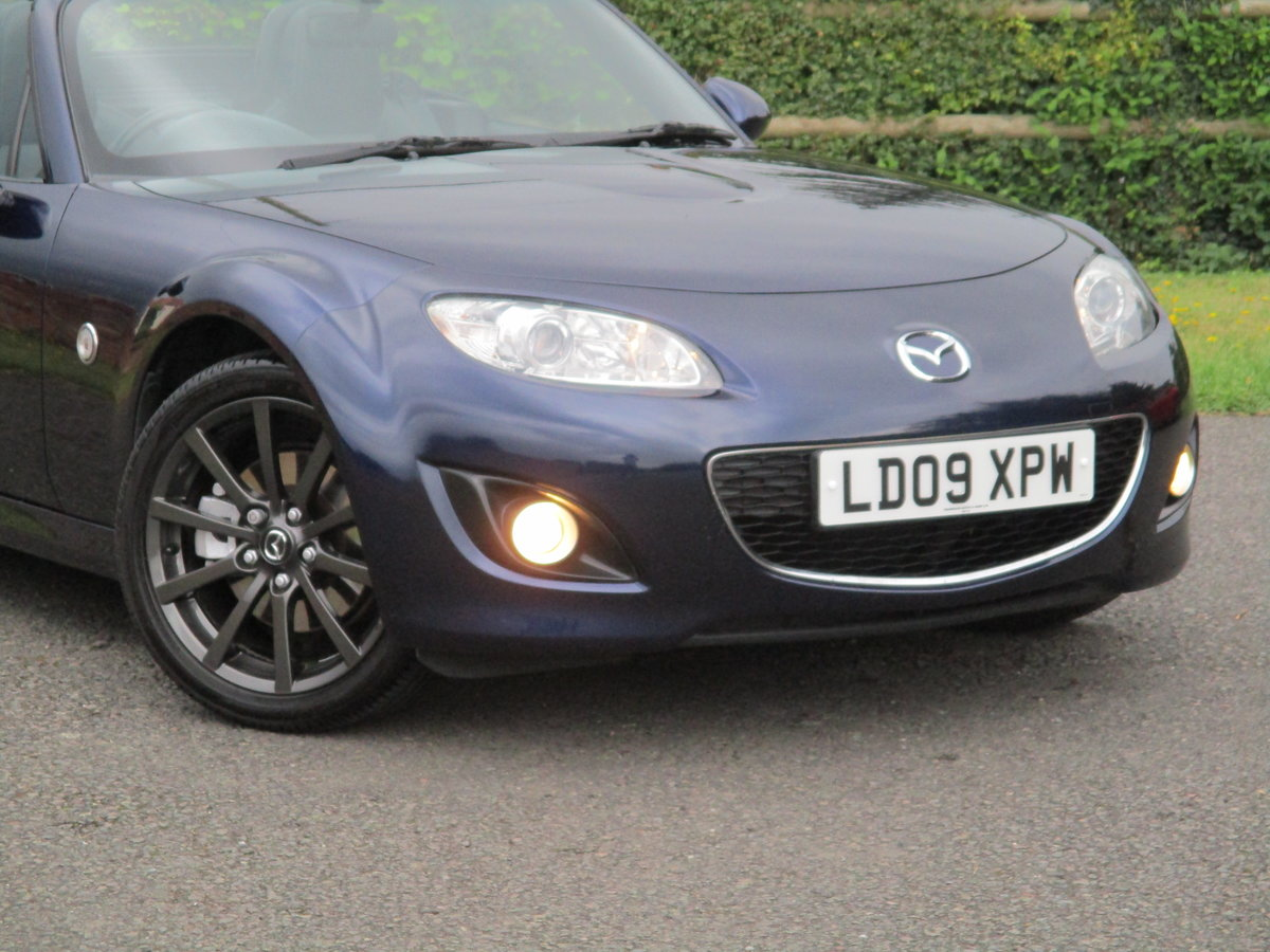 2009 Exceptional low mileage MX5 Sport Tech. MX5 SPECIALISTS For Sale (picture 1 of 6)