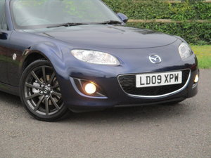 2009 Exceptional low mileage MX5 Sport Tech. MX5 SPECIALISTS For Sale