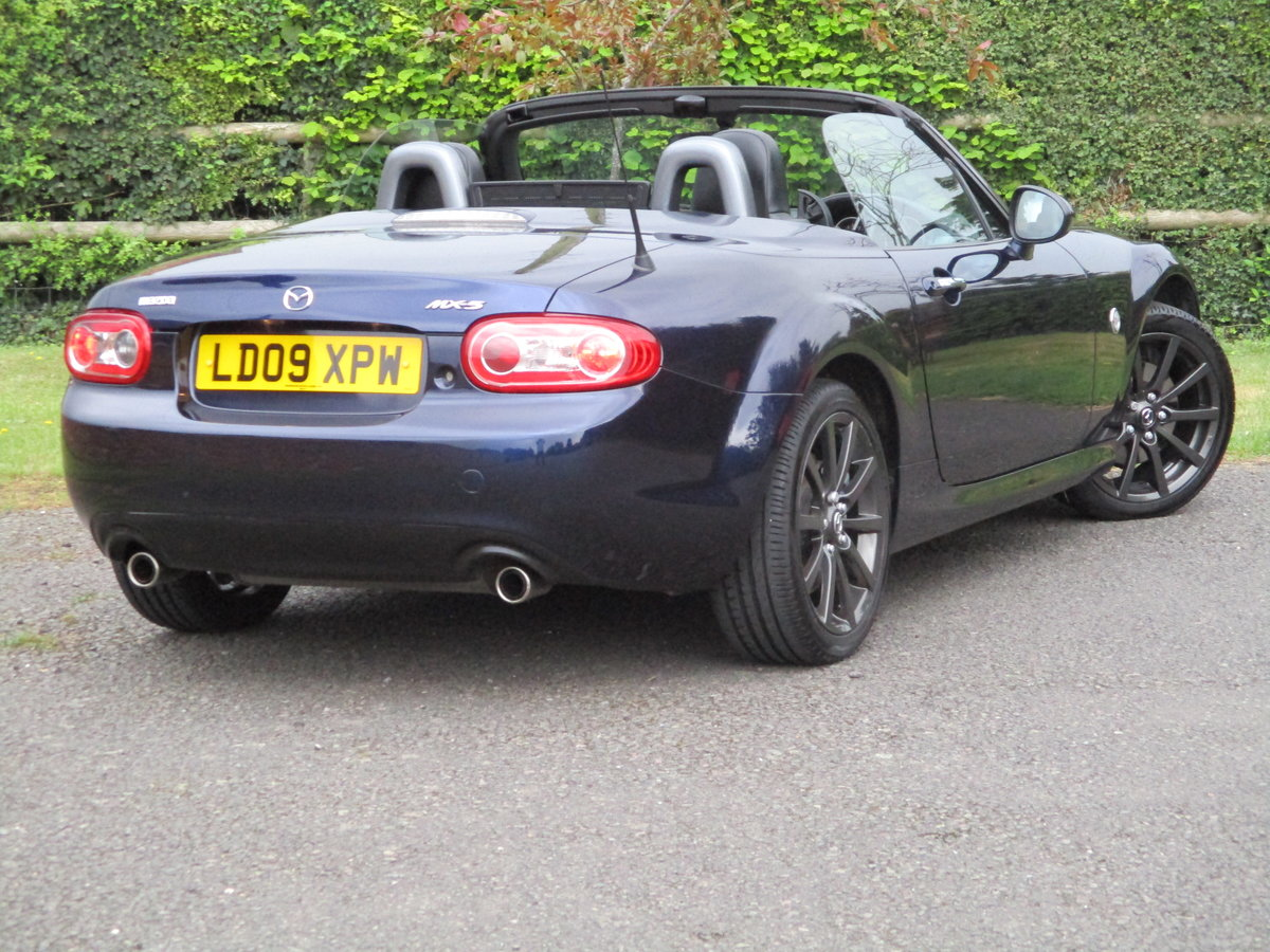 2009 Exceptional low mileage MX5 Sport Tech. MX5 SPECIALISTS For Sale (picture 3 of 6)