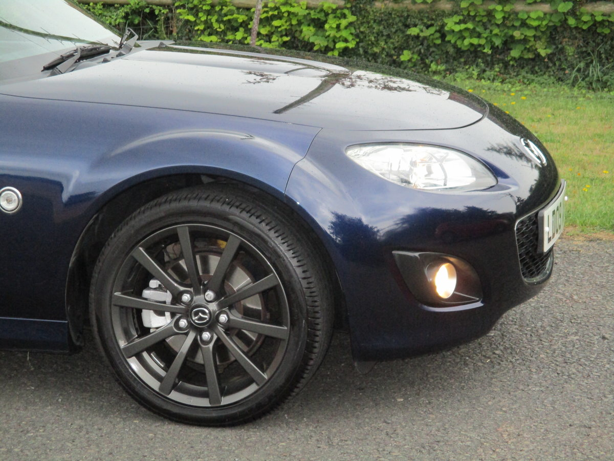 2009 Exceptional low mileage MX5 Sport Tech. MX5 SPECIALISTS For Sale (picture 4 of 6)