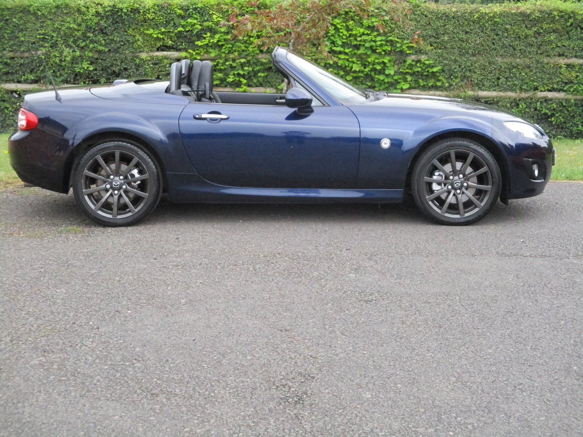 2009 Exceptional low mileage MX5 Sport Tech. MX5 SPECIALISTS For Sale (picture 6 of 6)