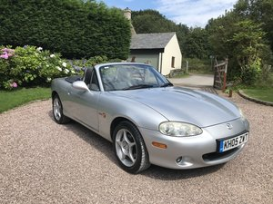 MAZDA MX-5 ICON LOW MILEAGE FSH LIMITED EDITION MODEL