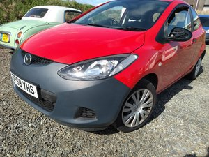 Mazda 2, manual, 3 door, petrol, Great first car.
