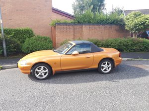 Mazda MX-5 mk2 1.8S - low mileage