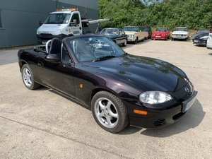 *REMAINS AVAILABLE - AUGUST AUCTION* 2004 Mazda MX5 For Sale by Auction