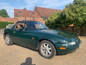 *REMAINS AVAILABLE - AUGUST AUCTION* 1991 Mazda Eunos 1600