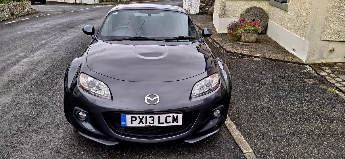 2013 Mazda MX5 Venture Roadster SOLD (picture 4 of 5)