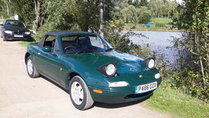 1997 MAZDA MX5 MK1 1.6 MONZA UK CAR 71000 MILES PX WELCOME