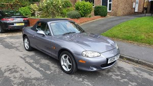 2005 Low mileage  MX5 Icon