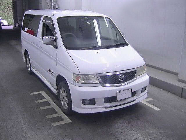 2002 MAZDA BONGO FRIENDEE 2.0 AUTOMATIC CAMPER VAN * 8 SEATER DAY For Sale (picture 1 of 3)