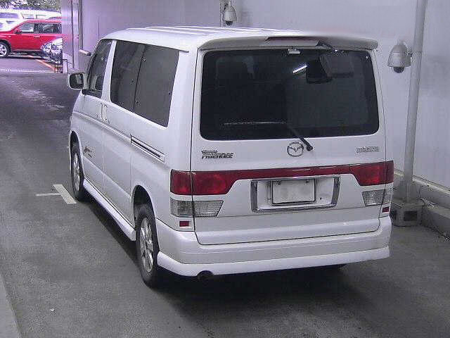 2002 MAZDA BONGO FRIENDEE 2.0 AUTOMATIC CAMPER VAN * 8 SEATER DAY For Sale (picture 2 of 3)