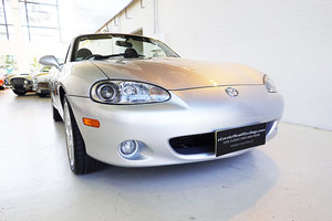 Picture of 2001 1 of 100 MX-5 SP built for Australia, turbo charged, low kms