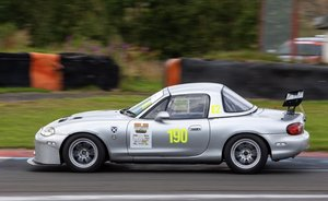Road legal MX5 Mk2.5 240bhp Race Car
