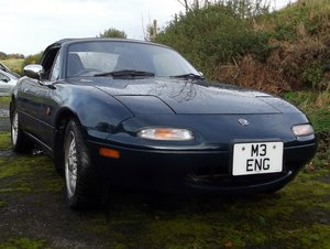 1994 Mazda Eunos Roadster RS-Limited 1.8