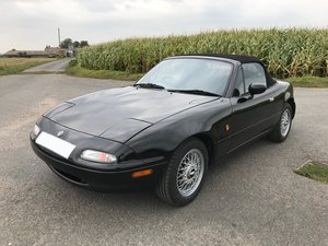 1992 Highly Sought After Eunos Roadster S-Special!