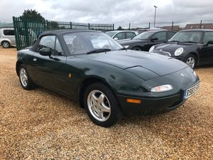Mazda MX-5 Stunning low mileage only 37k fsh
