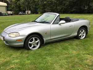 2000 Mazda MX-5 OVER 10K SPENT WITH RECEIPTS