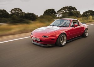 1991 Mazda MX5 with Hard Top