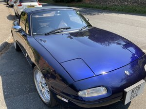 1995 OPORTUNITY TO PURCHASE RUST FREE MK1 MX5 G LTD  JDM UPGRADES For Sale