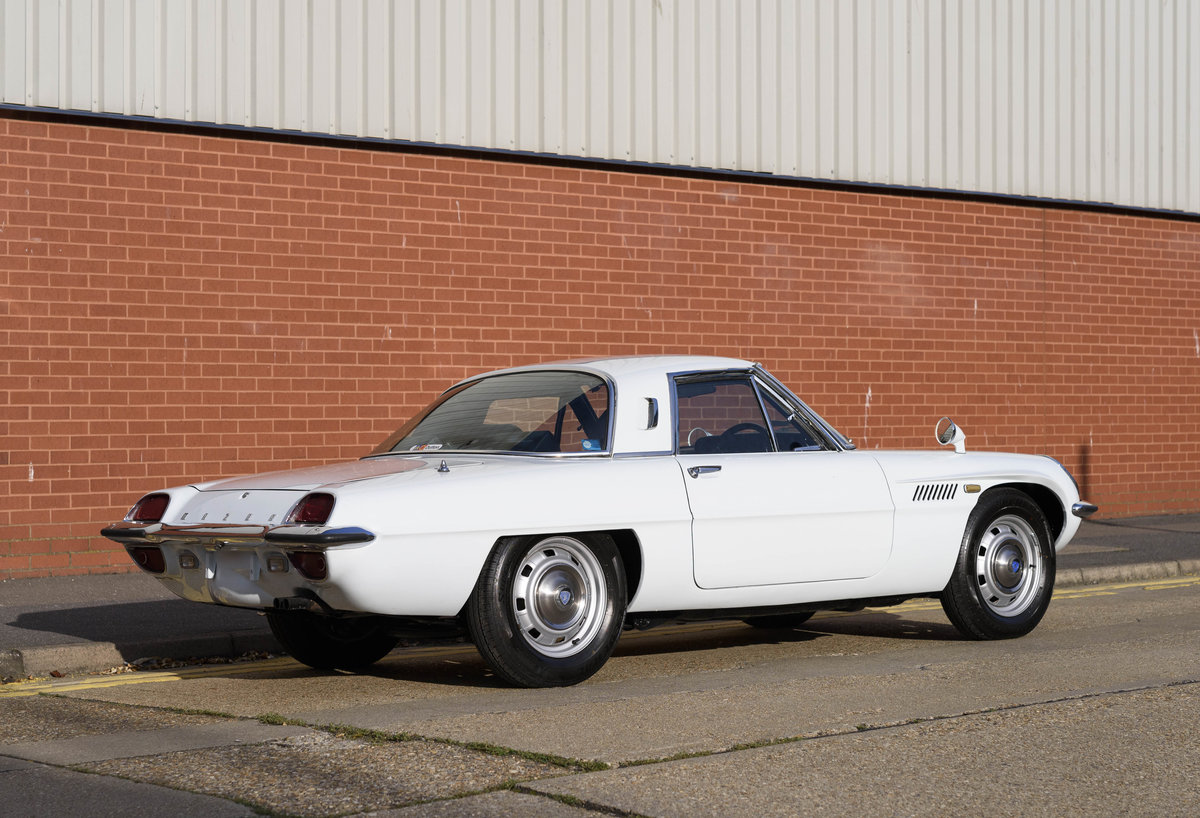 1971 Mazda Cosmo Series II (RHD) For Sale (picture 3 of 24)