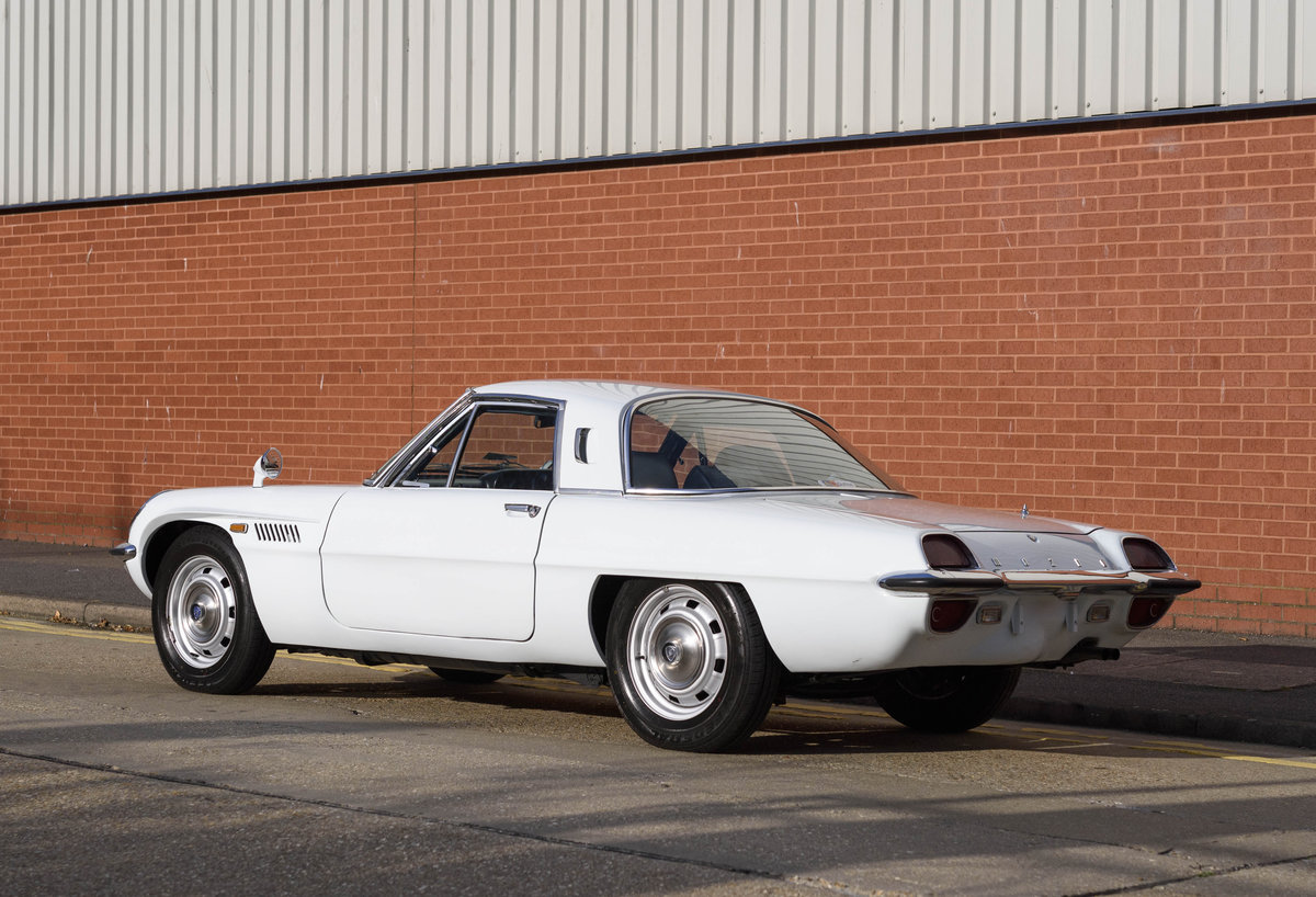 1971 Mazda Cosmo Series II (RHD) For Sale (picture 4 of 24)