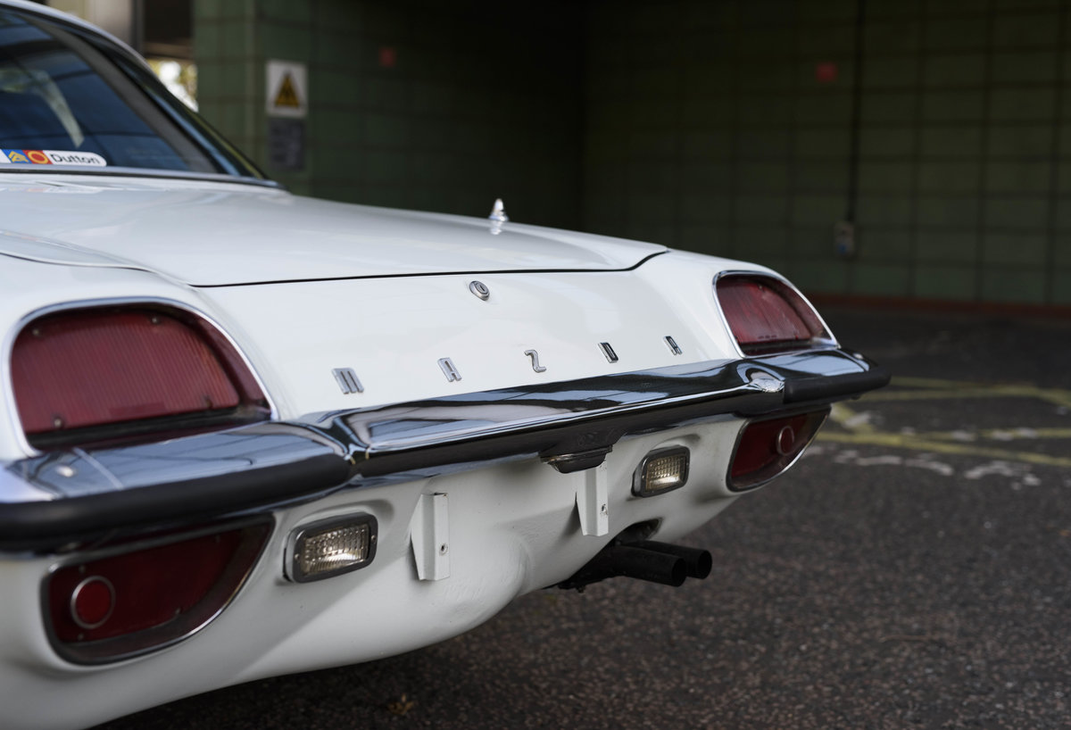 1971 Mazda Cosmo Series II (RHD) For Sale (picture 13 of 24)