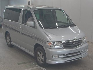 1999 MAZDA BONGO FRIENDEE 2.5 V6 AUTOMATIC CAMPER VAN * 8 SEATS For Sale (picture 1 of 3)