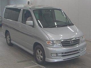 MAZDA BONGO FRIENDEE 2.5 V6 AUTOMATIC CAMPER VAN * 8 SEATS