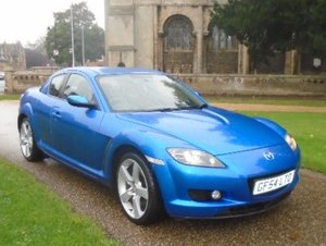 2005 Mazda RX8, only 50700 miles.