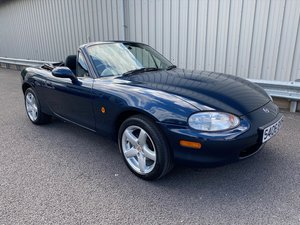 1998 S MAZDA MX-5 MK2 1.6 MANUAL 110BHP WITH 7K MILES