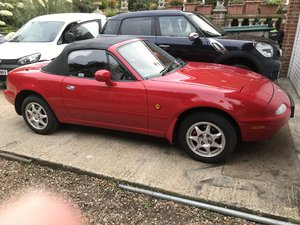 Picture of 1997 Beautiful Low Mileage Mazda MX5 Mk1 1.8is