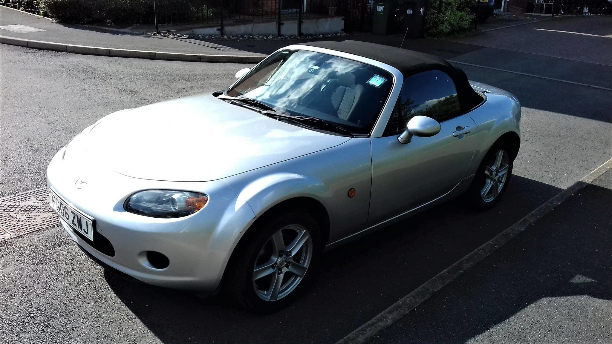 2006 Mazda MX-5 1.8 option pack For Sale (picture 1 of 6)