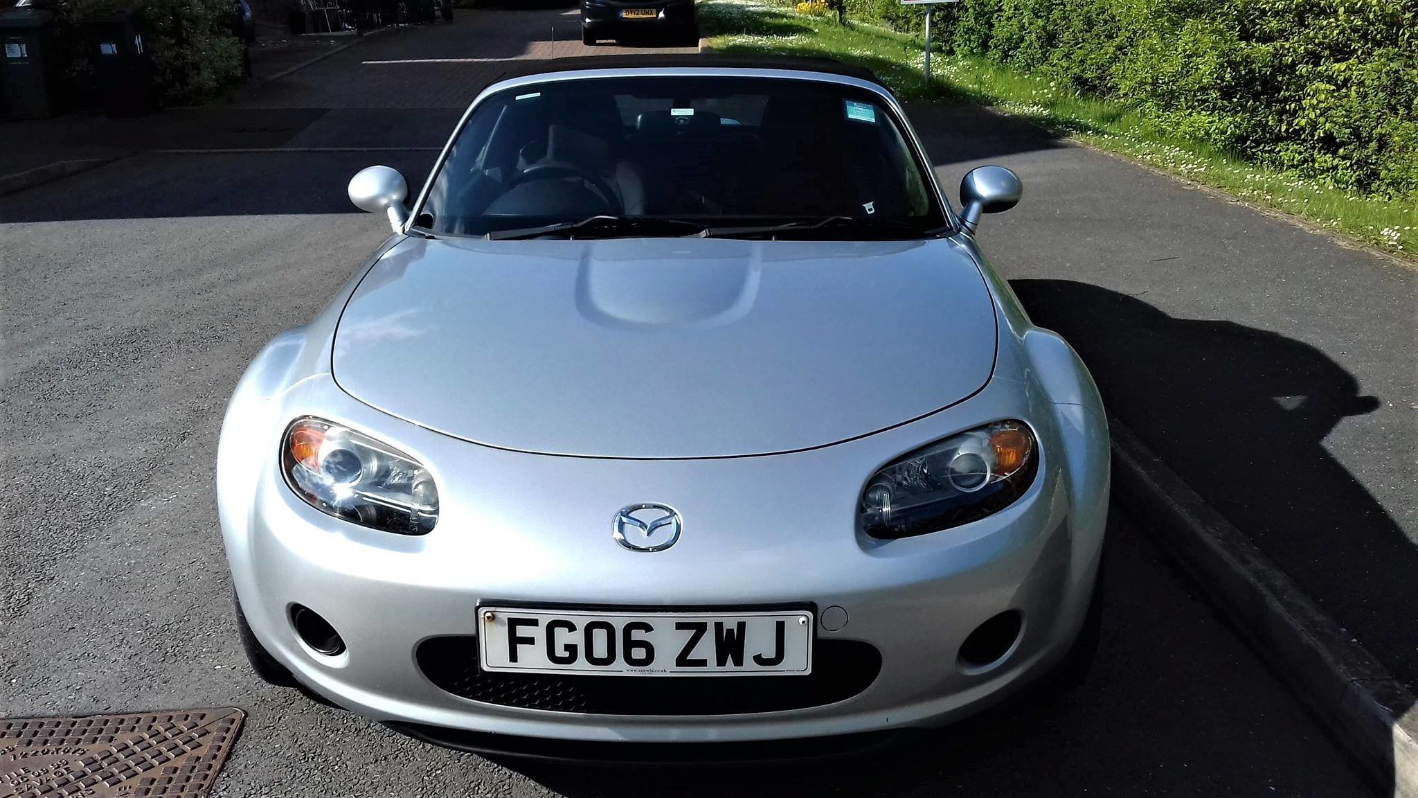 2006 Mazda MX-5 1.8 option pack For Sale (picture 3 of 6)